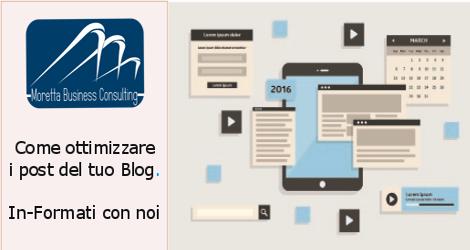 Web Marketing il Blog
