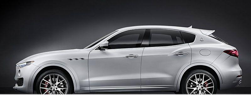Maserati vende il Levante On Line in Cina
