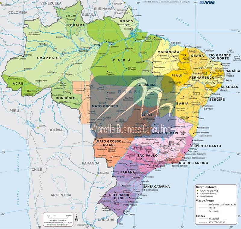 Brasile crollano le importazioni di macchine utensili