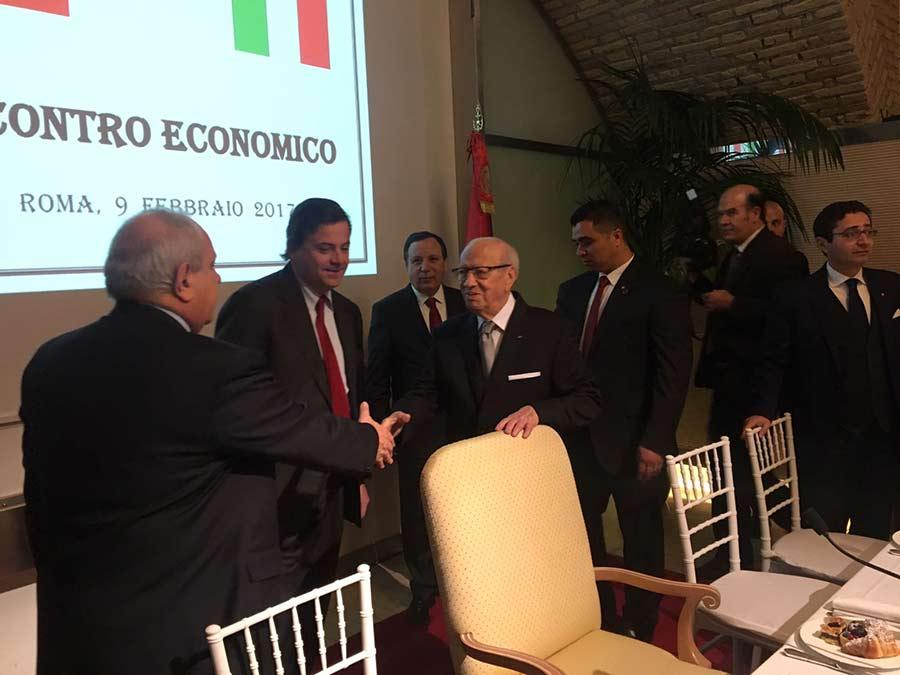 Incontro economico Italo-Tunisino