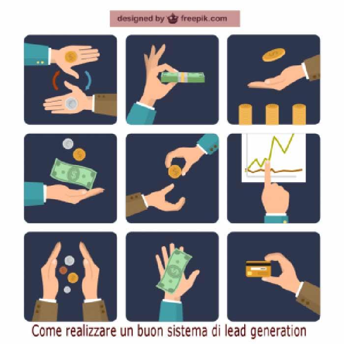 Come creare un buon sistema di lead generation
