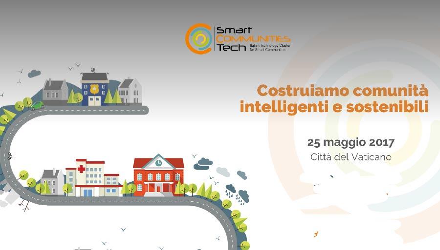 Lazio, i 90 progetti del Cluster SmartCommunitiesTech