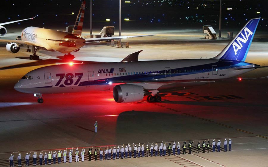 SACE e Boeing: accordo da 1,25 mld USD a sostegno di forniture italiane