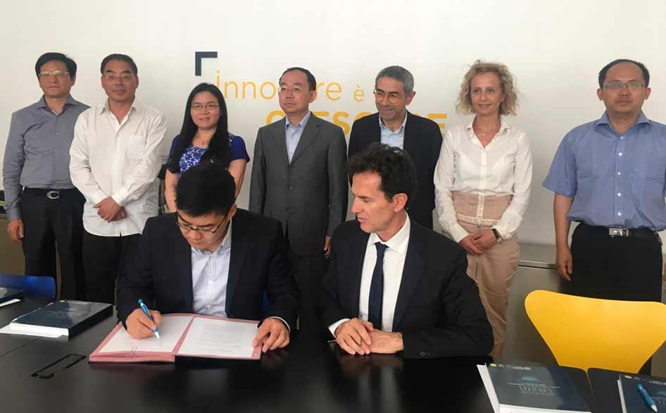 Lazio Innova sigla accordo con Zhongguancun Inno Way