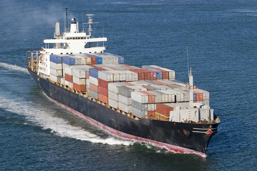 Commercio Estero Export +6% primo semestre 2017