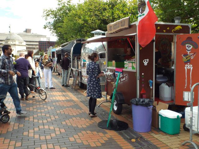 Street-food: 1000 imprese in più in cinque anni